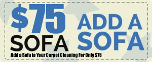 sofa cleaning discount